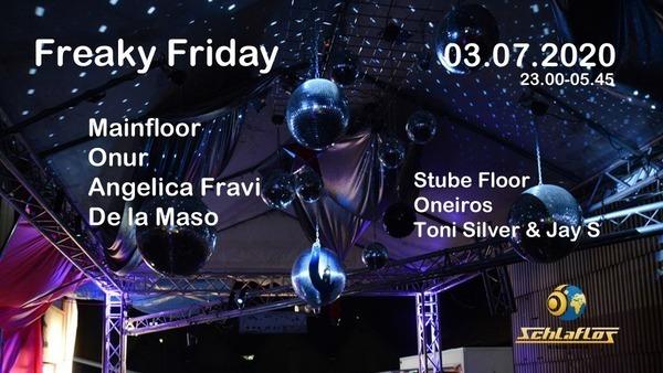 Flyer Freaky Friday 2020-07-03 23:00:00Z