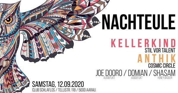 Flyer Nachteule 2020-09-12 19:00:00