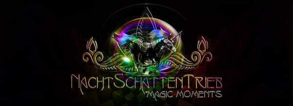 Flyer NachtSchattenTrieb 2021 - 40 Years Magic Moments 2021-10-09 22:00:00