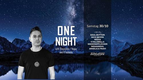 Bild von One Night with Steyoyoke / Vegas